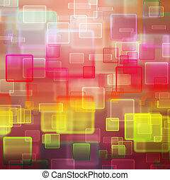 abstract background with squares - abstract background with ...