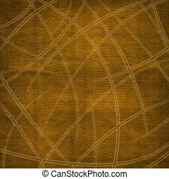 Abstract background with swirls. Grunge paper