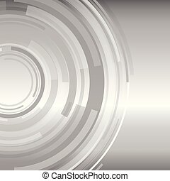 Abstract background with technology communication concept