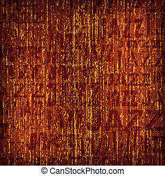 abstract background with word jazz - abstract wooden brown...