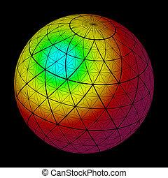 abstract ball