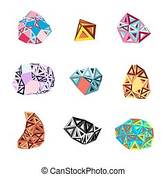 abstract ball triangles