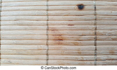 Abstract bamboo texture. Wooden background