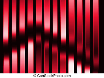 Abstract bar red background