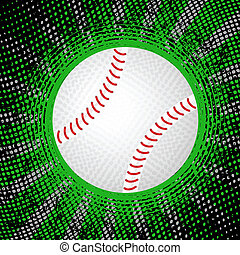 abstract basaball background