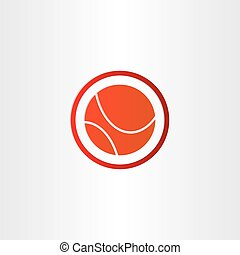 abstract basketball symbol design