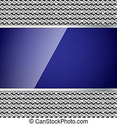 Abstract beautiful diamond background vector illustration...