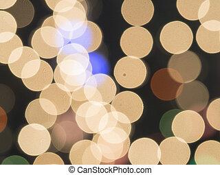 abstract beautiful light background on dark