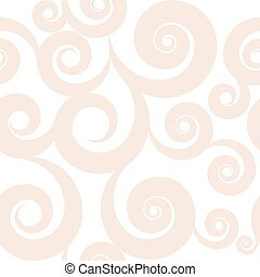 Abstract beauty Christmas and New Year seamless pattern background