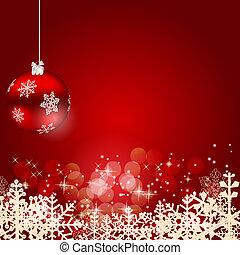 abstract, beauty, kerstmis en nieuw jaar, achtergrond.