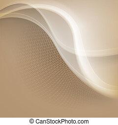 abstract, beige achtergrond