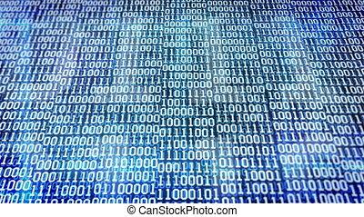 """""""Abstract binary code"""""""