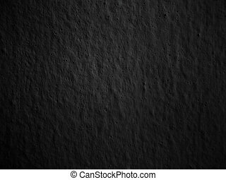 abstract black background, rough texture