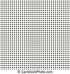 abstract black background with white polka dots