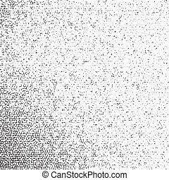Abstract black grunge dirty background. Vector illistration