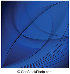 abstract, blauwe achtergrond