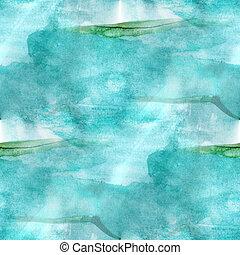 abstract, blauwe , kunst, achtergrond, seamless, bruine , ...