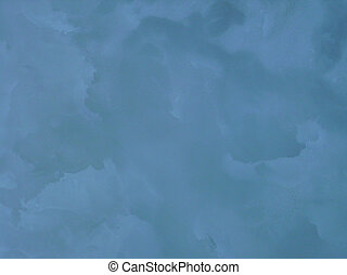 Abstract, blue - 2