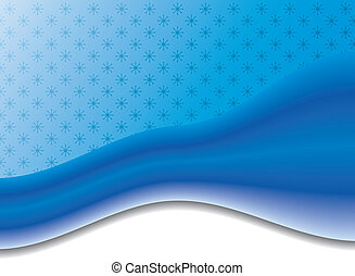 Abstract Blue 3