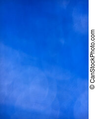 Abstract, blue - 8