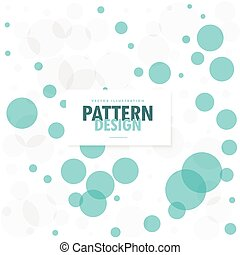 abstract blue and gray circles background