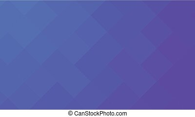 Abstract blue and purple neon background. Rectangular geometric pattern. Abstract vector illustration, horizontal.
