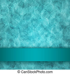 Abstract blue background - Abstract background painted in...
