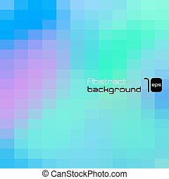 Abstract blue background for business presentation