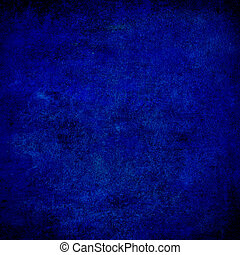 Abstract blue background or paper with bright center...