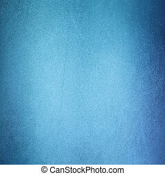 Abstract blue background texture.