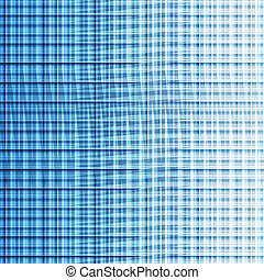Abstract blue background vector template for poster