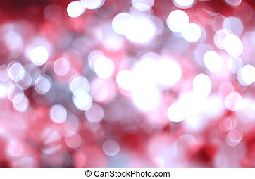 abstract blue Bokeh circles for Christmas background, glitter light Defocused and Blurred Bokeh