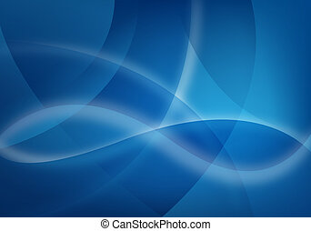 abstract blue business background for design