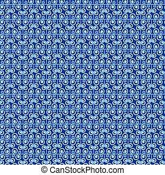 spiral seamless pattern