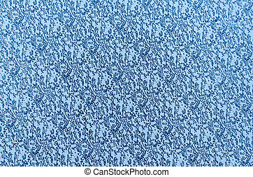 Abstract blue color texture background on paper