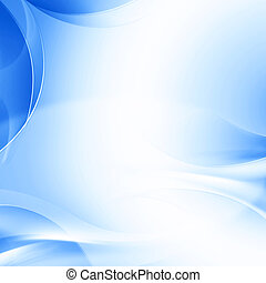 Abstract blue design background