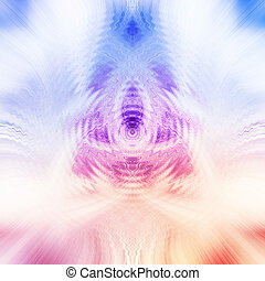 abstract blue energy background - abstract energy background...