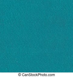 Abstract blue felt texture. Seamless square background, tile rea