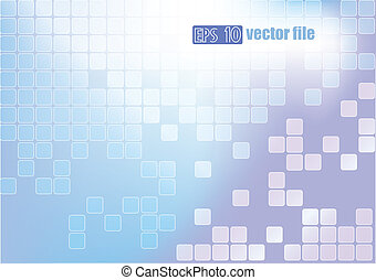 Abstract blue green Background Vect