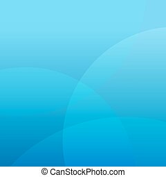 Abstract Blue Light Background. Vector