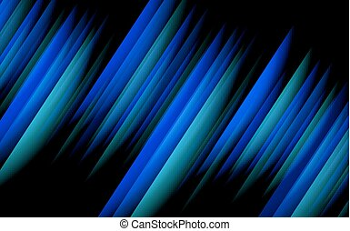 Abstract blue lines background. Vector illustration.