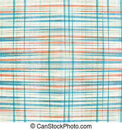 abstract blue lines seamless pattern