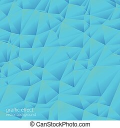abstract blue pattern on a light background