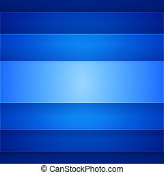 Abstract blue rectangle shapes vector background