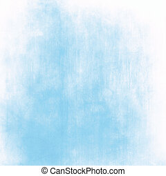 Abstract blue sky background .