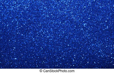 Abstract blue sparkle background - Abstract festive blue ...