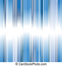 Abstract blue stripes background