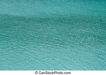 Abstract blue water sea for background