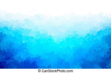 abstract blue watercolor background dotted graphic design