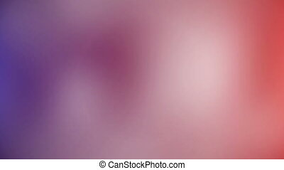 Abstract Blur background. Seamless loop.